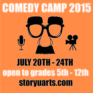 Comedy Camp 2015 @ Mid-Pacific Institute | Honolulu | Hawaii | United States